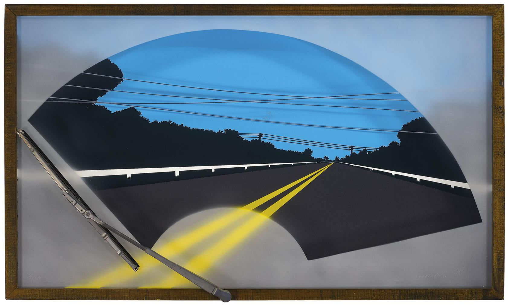 Allan D'Arcangelo-Minnesota Morning-1978
