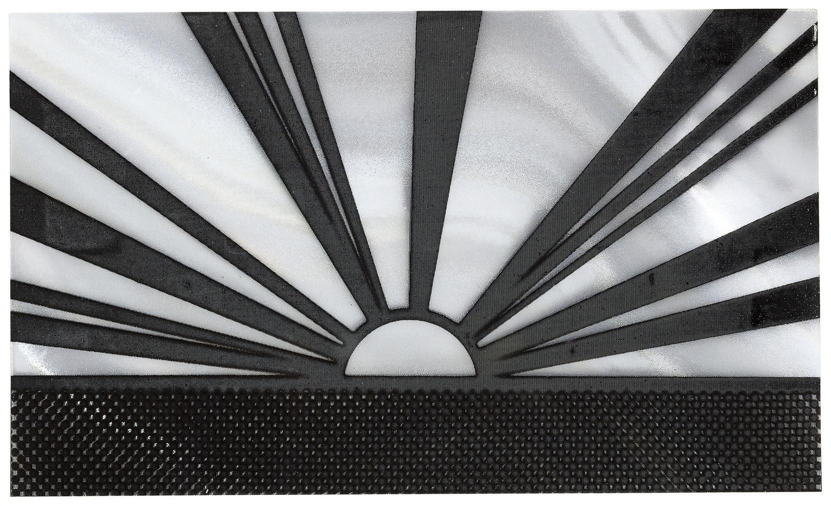 Roy Lichtenstein-Rising Sun Announcement-1967