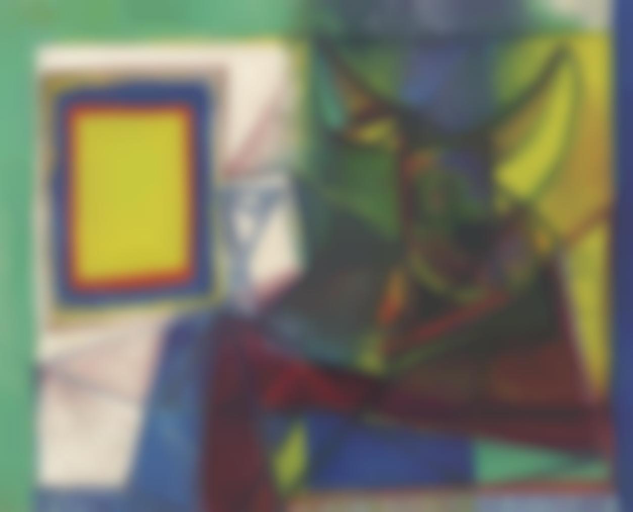 Pablo Picasso-Nature Morte Au Crane De Taureau-1942