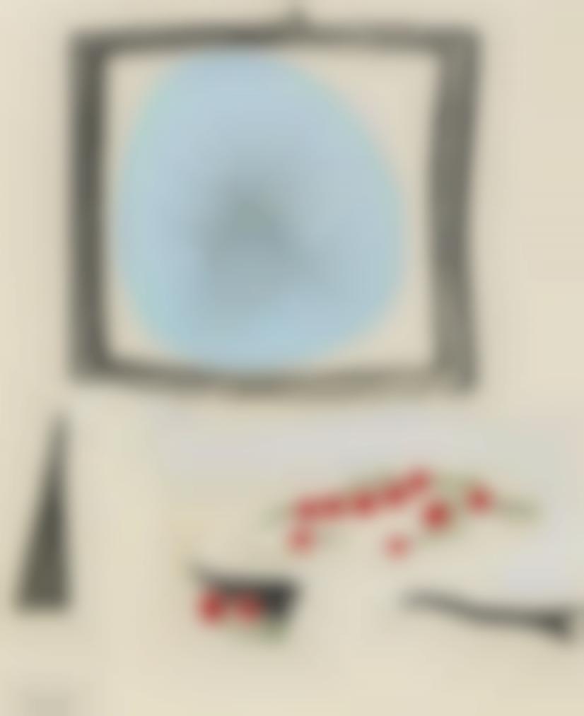 Pablo Picasso-Le Miroir-1947
