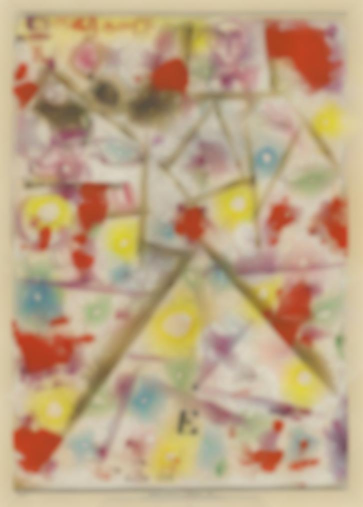 Paul Klee-Gedenkblatt E-1924
