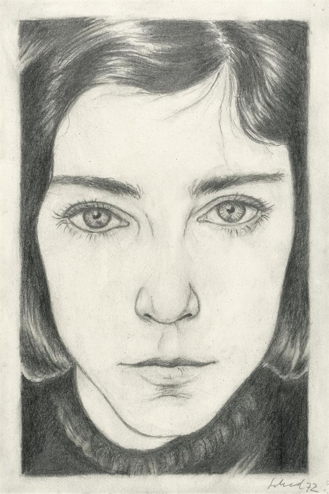 Christian Schad-Eva-1972