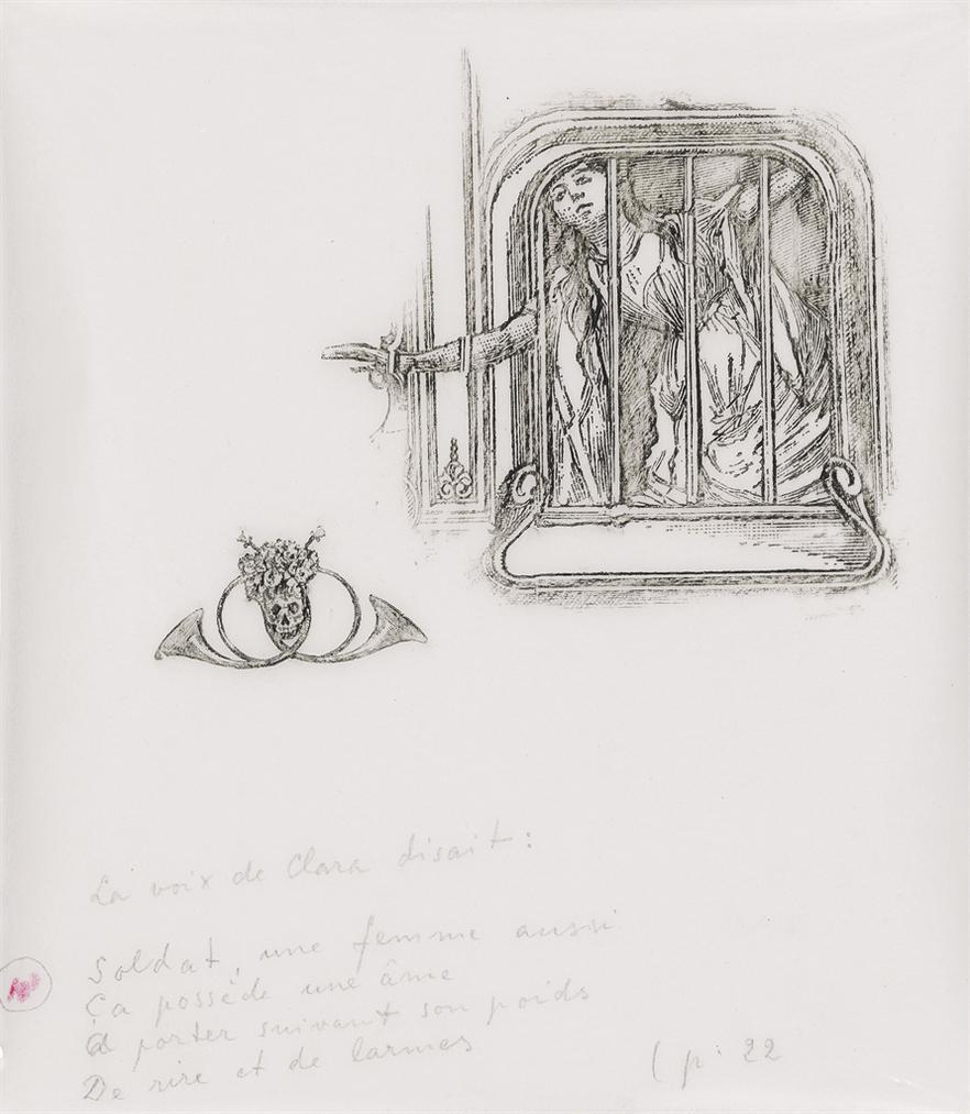 Max Ernst-Une Femme Aussi - La Ballade Du Soldat-1972