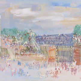 Jean Dufy-Place De La Concorde