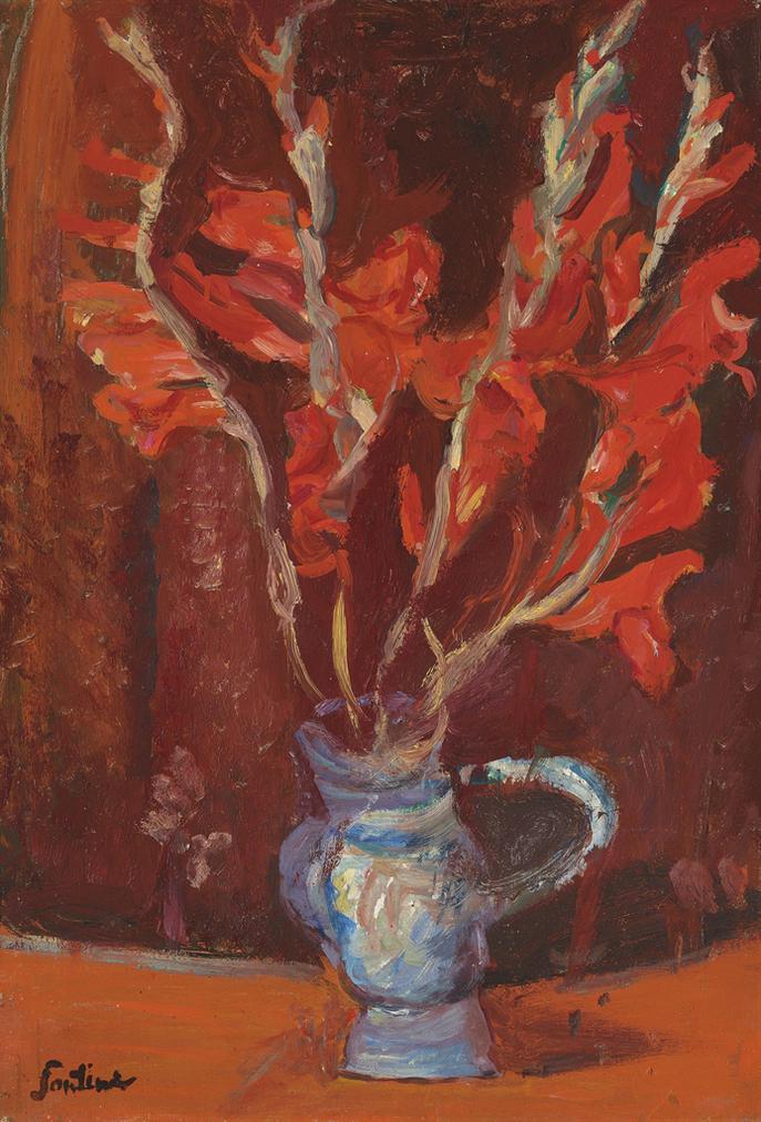 Chaim Soutine-Glaieuls-1919
