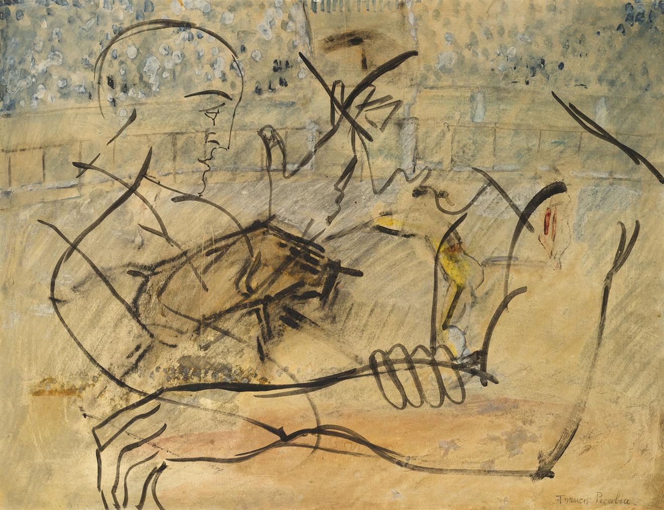 Francis Picabia-Sans Titre-1929