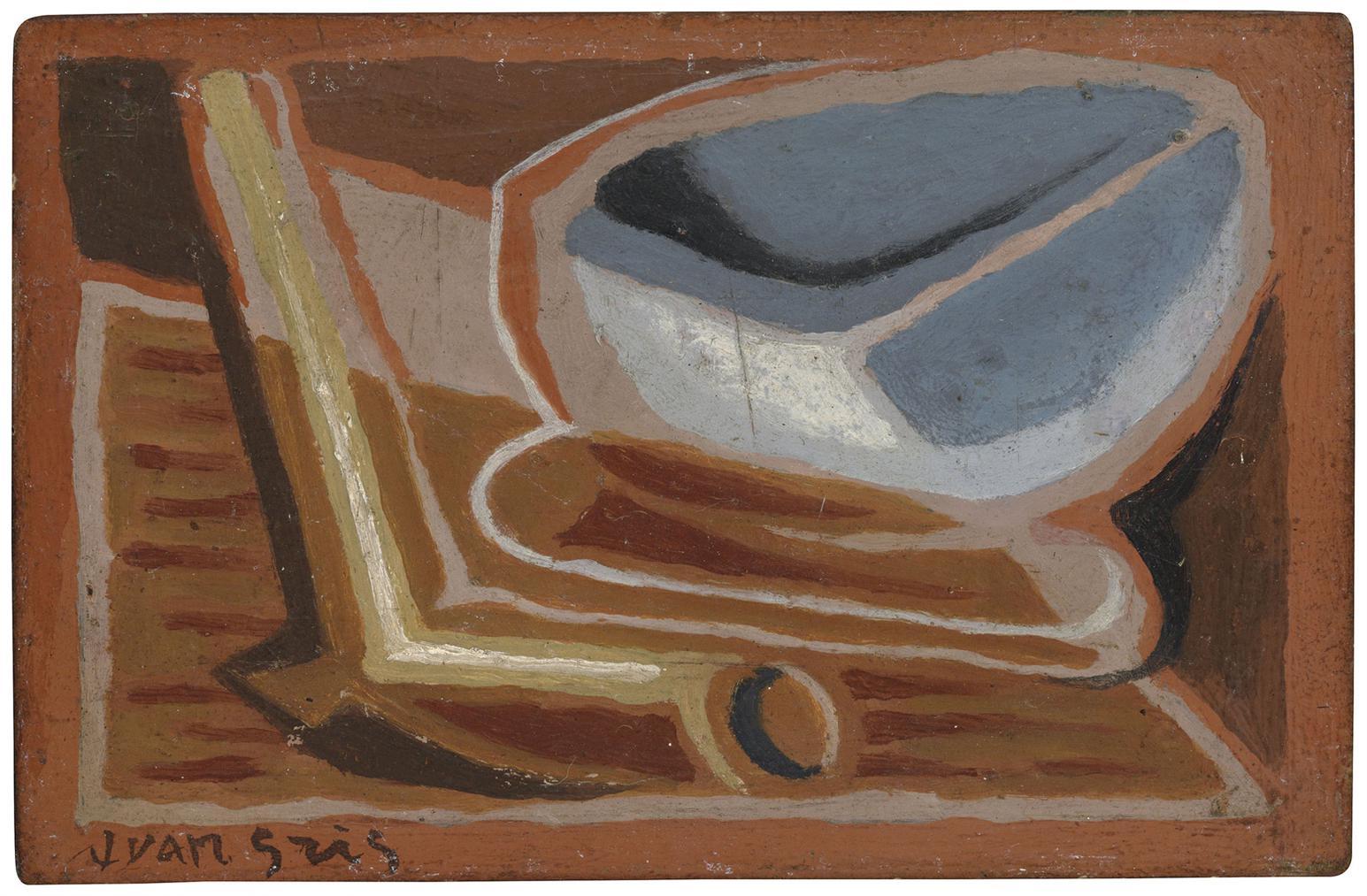 Juan Gris-Le Bol-1924