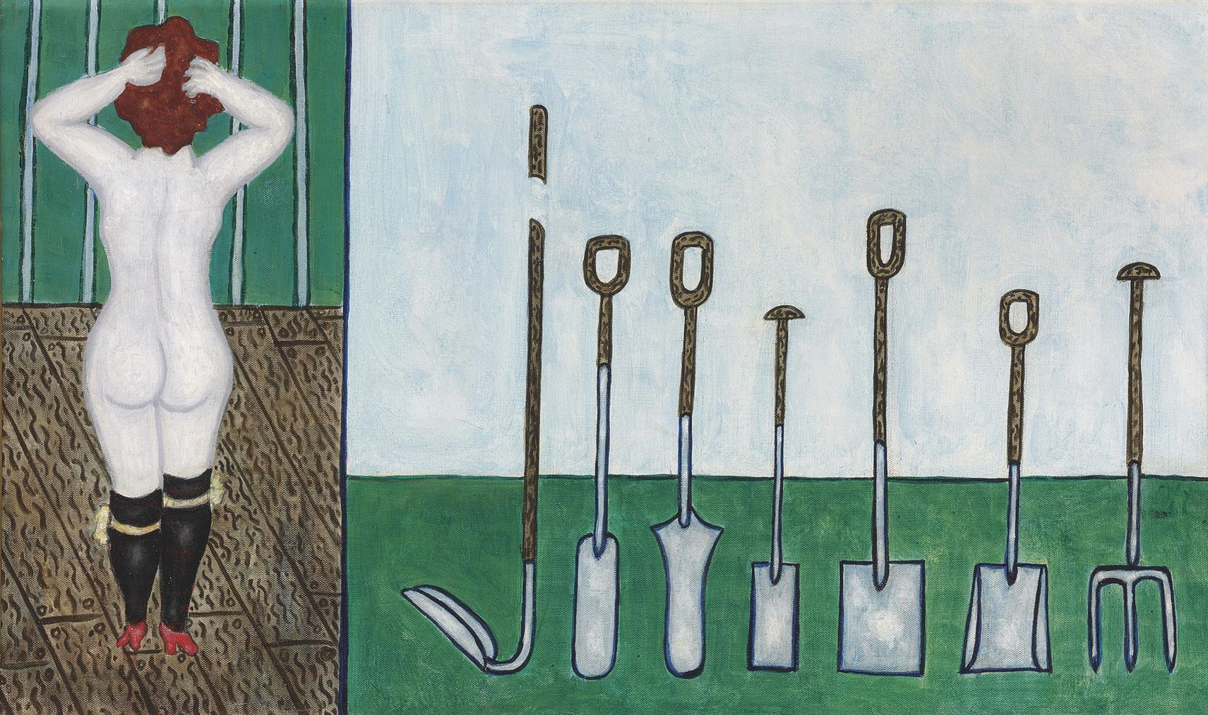 William Copley-Jardinage-1961