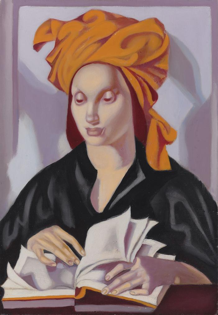 Tamara de Lempicka-La Sagesse IV-1974