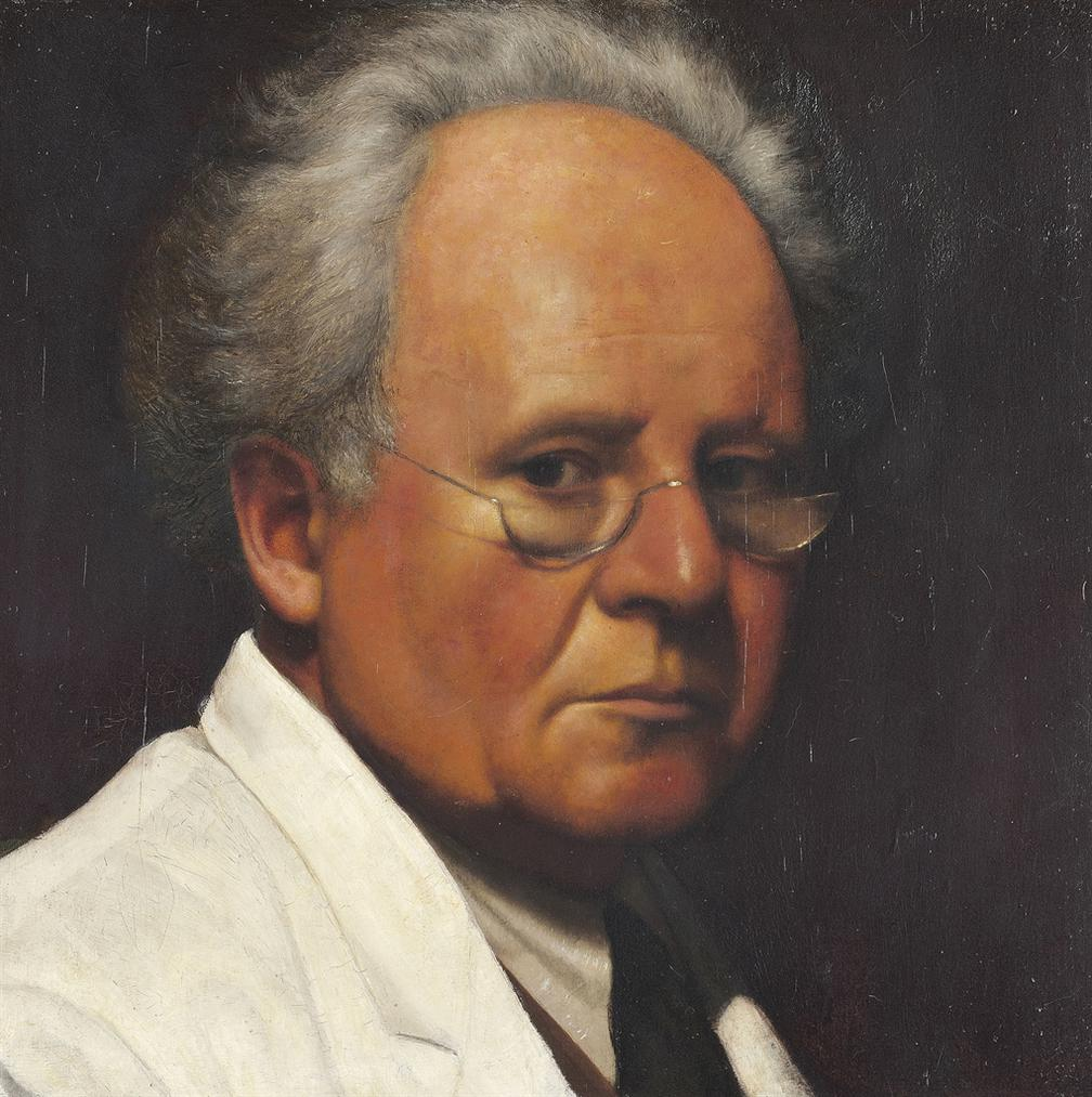Arthur Segal-Self Portrait-1930