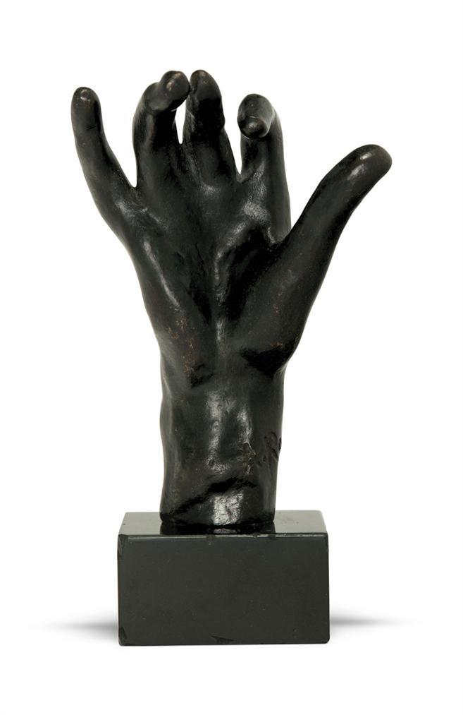 Auguste Rodin-Main Droite No. 13, Petit Modele-1962