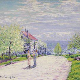 Gustave Cariot-La Famille-1904