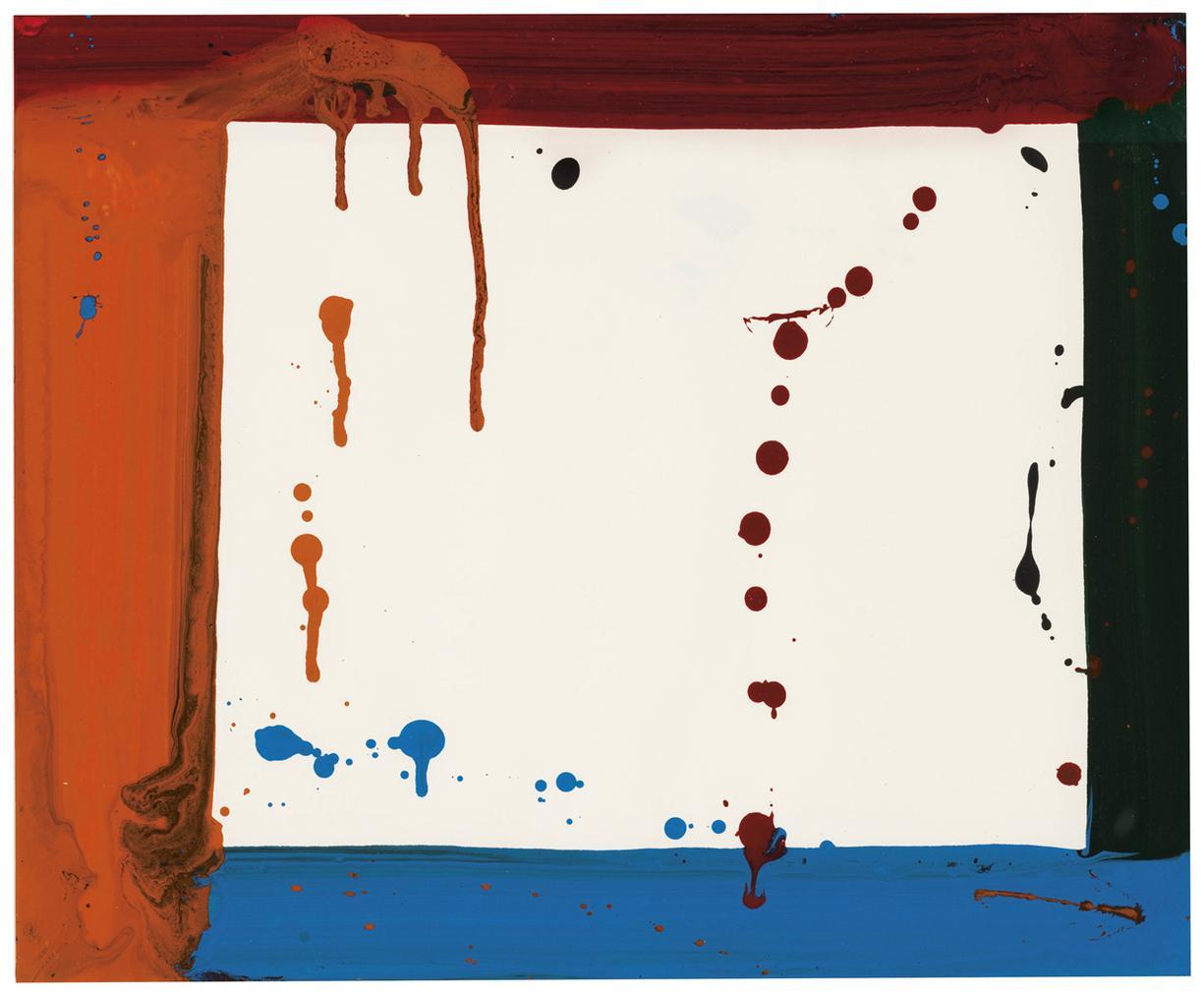 Sam Francis-Untitled-1967
