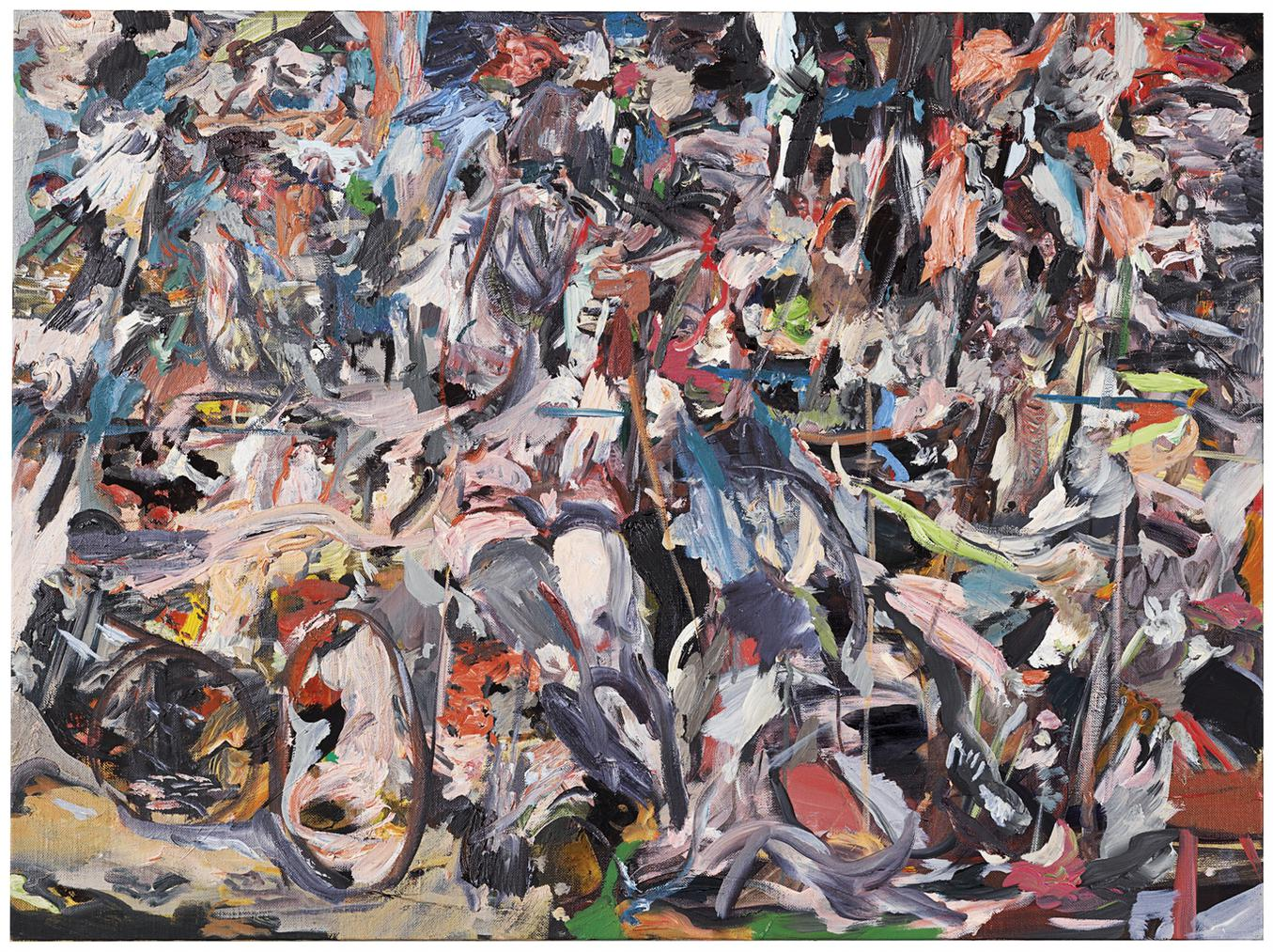 Cecily Brown-The Park In The Dark-2012