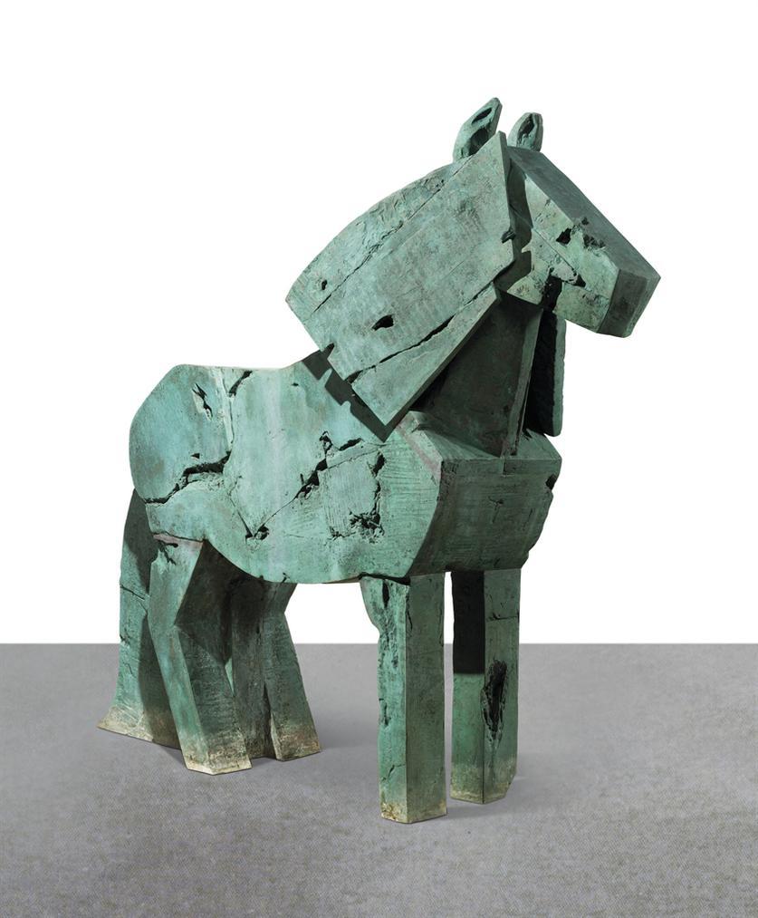 Manolo Valdes-Horse-2006