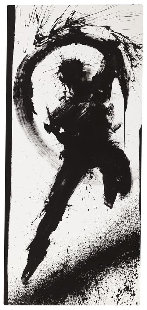 Richard Hambleton-Vienna-1983