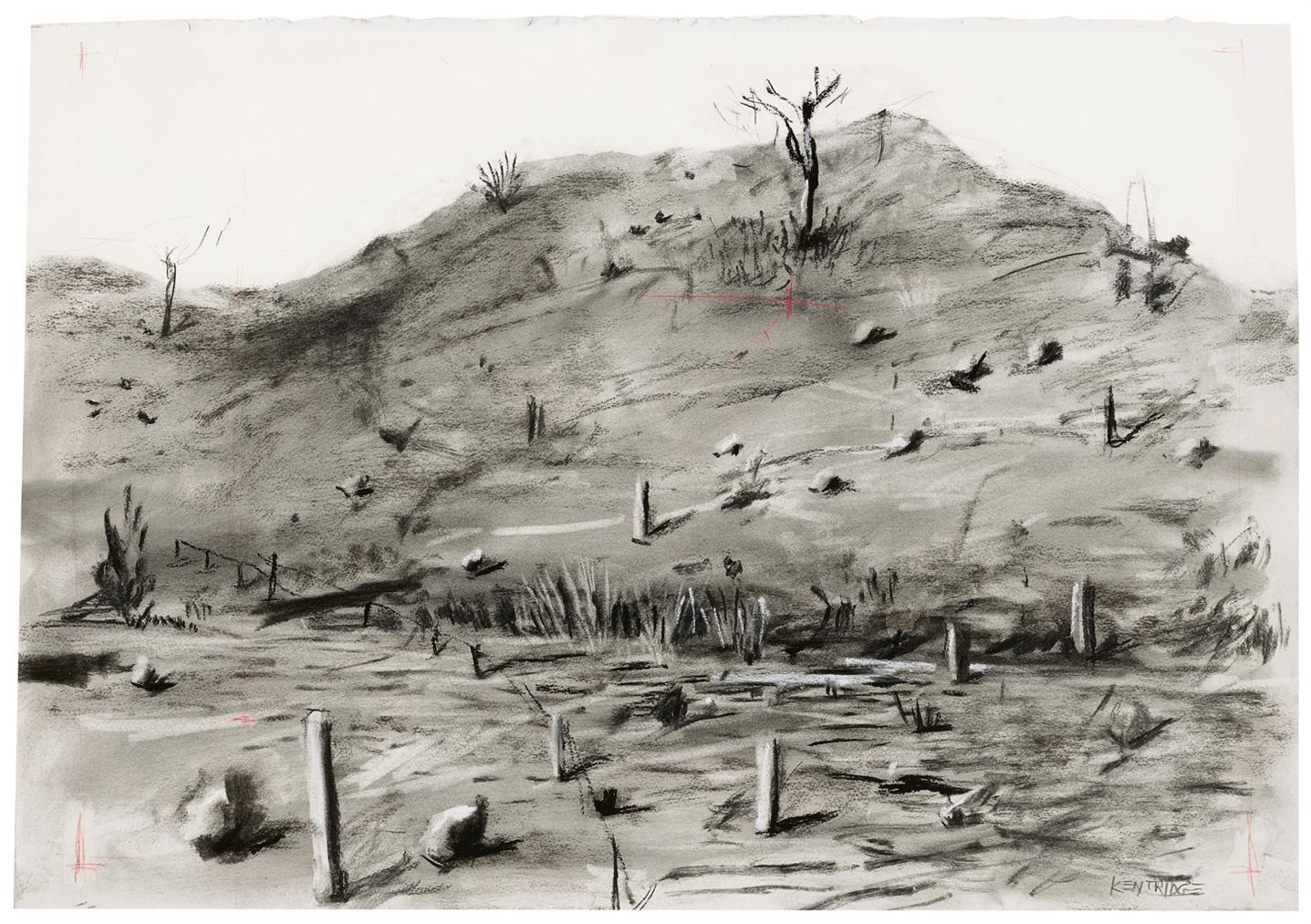 William Kentridge-Untitled (Golgotha)-1997