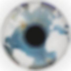 Marc Quinn-The Eye Of History (Atlantic Perspective) Ice Age 1-2012