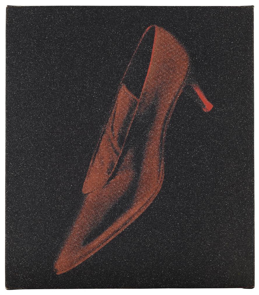 Andy Warhol-Diamond Dust Shoe-1980