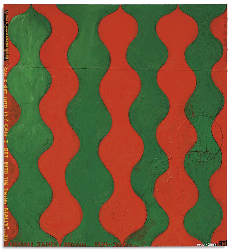 Chris Martin-Red + Green Sex Machine-2007
