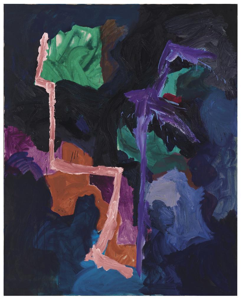 Ida Ekblad-Untitled-2010