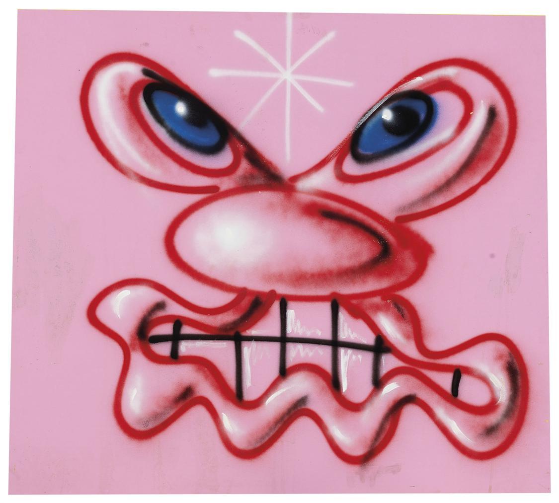 Kenny Scharf-Untitled-1987