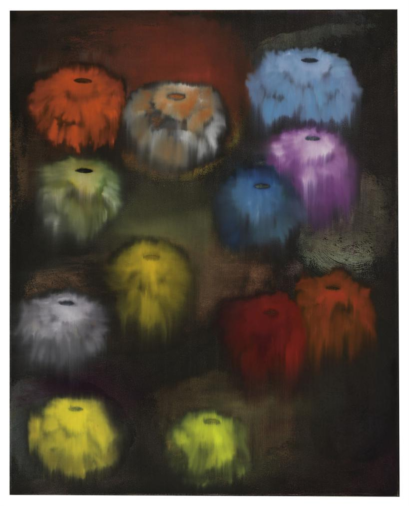 Ross Bleckner-Untitled-1996
