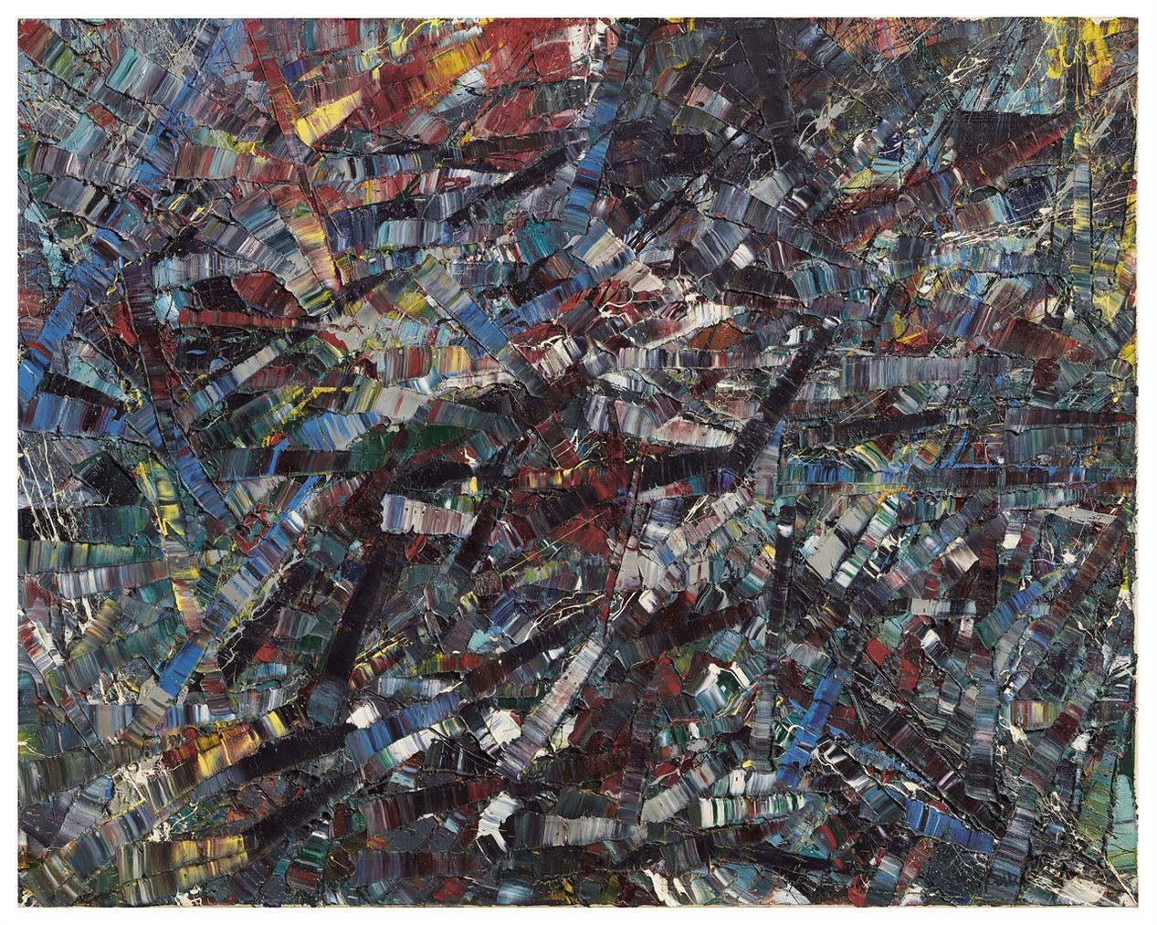 Jean-Paul Riopelle-Rondo No. 10-1954