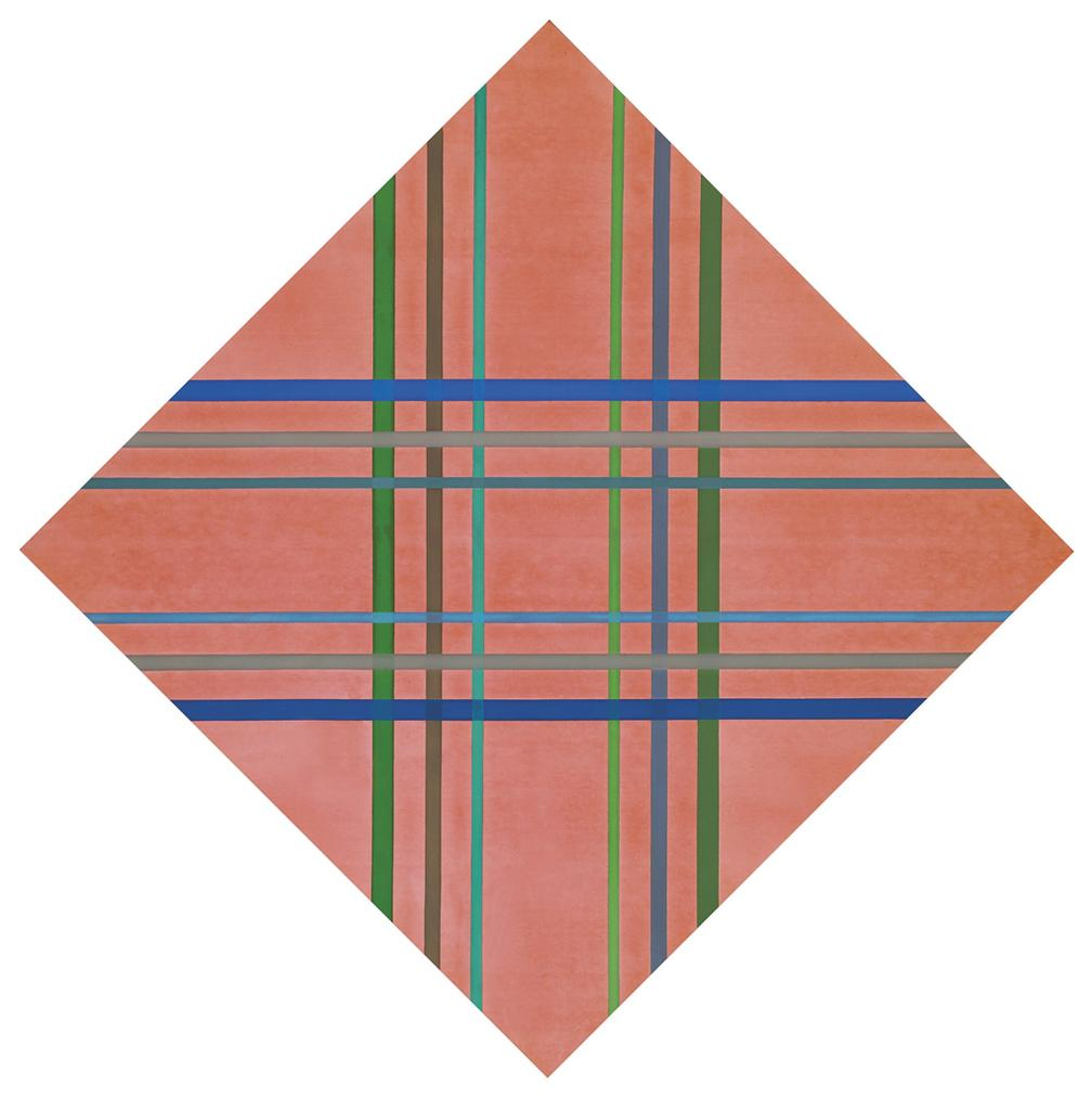 Kenneth Noland-Rutile-1973