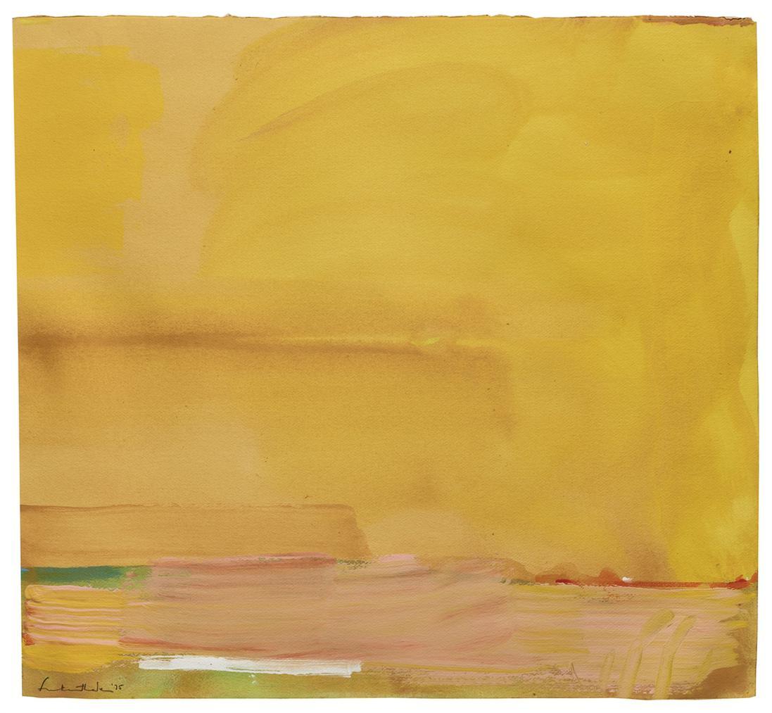 Helen Frankenthaler-Untitled-1975