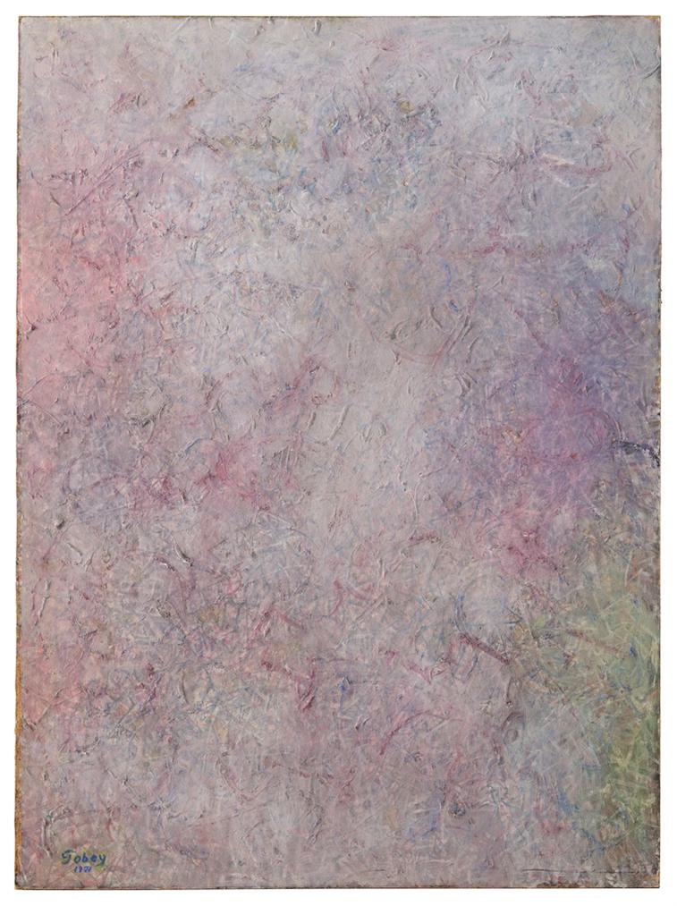Mark Tobey-Untitled-1971