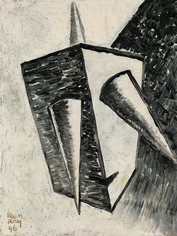 Man Ray-Mask-1946
