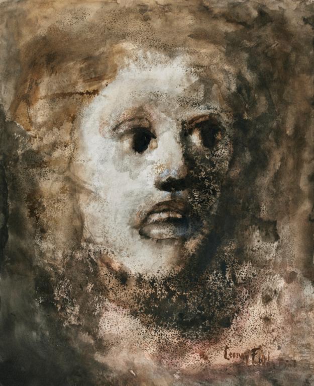 Leonor Fini-Portrait-