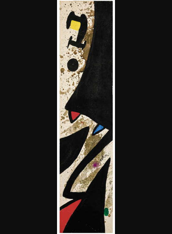 Joan Miro-Oiseaux-1972