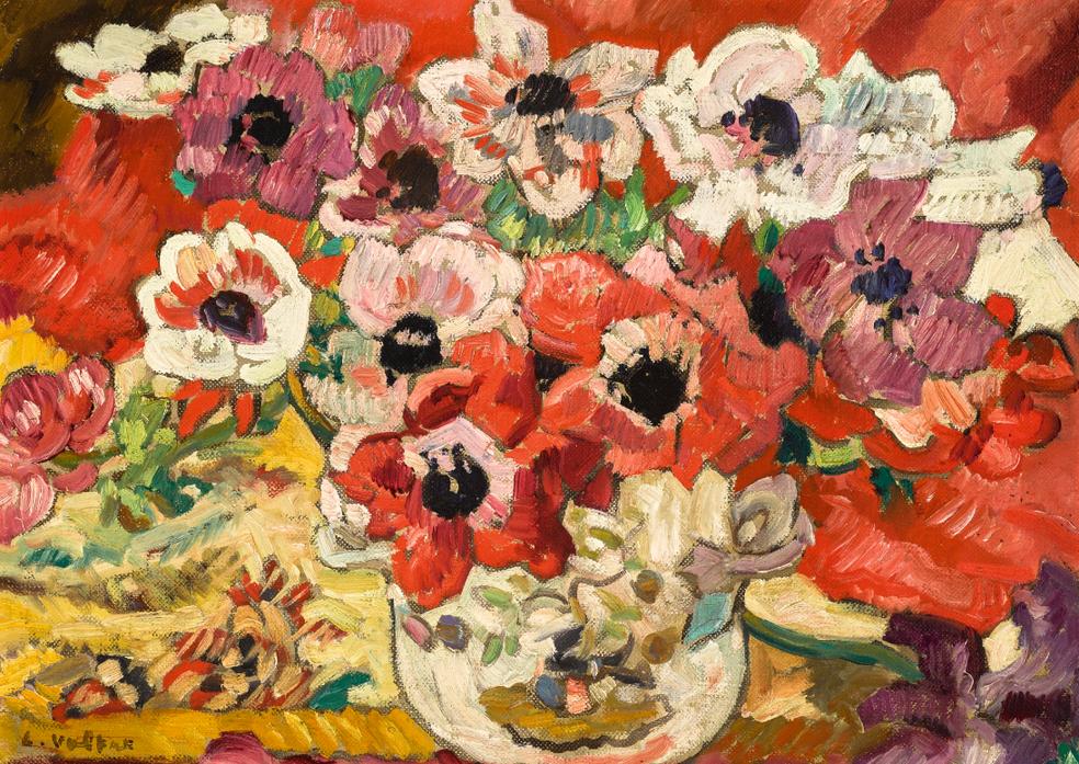 Louis Valtat-Vase Danemones-1923