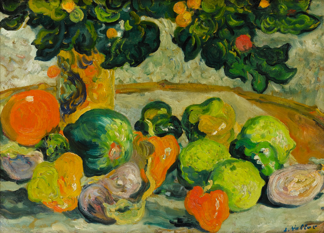 Louis Valtat-Nature Morte-1899