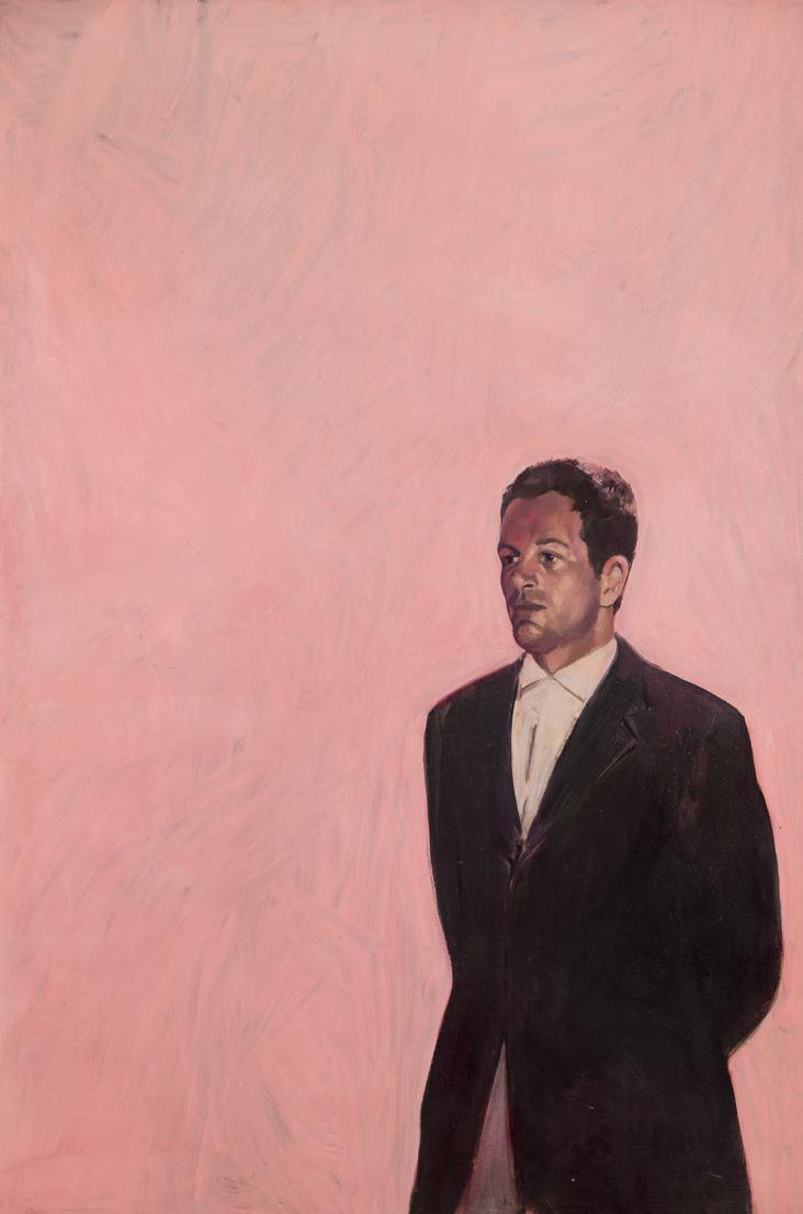 Stephen Conroy-Figure Study III-1996