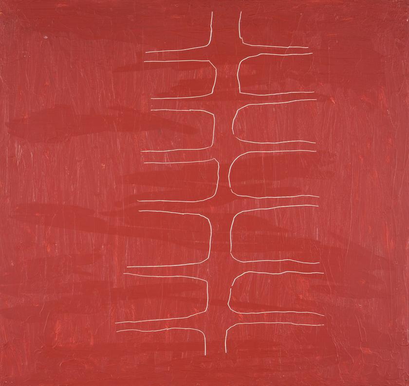 Pedro Calapez-Untitled-1992