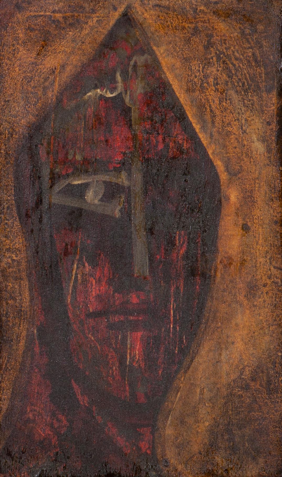 Cecil Collins-Head Of A Fool-1962
