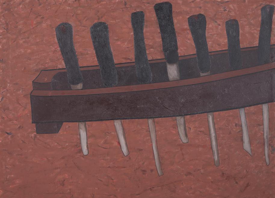 Nikias Skapinakis-Artefacto B-2002