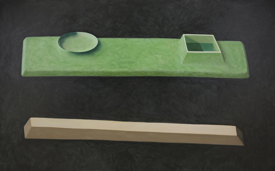 Jorge Martins-Duas Esculturas-1993