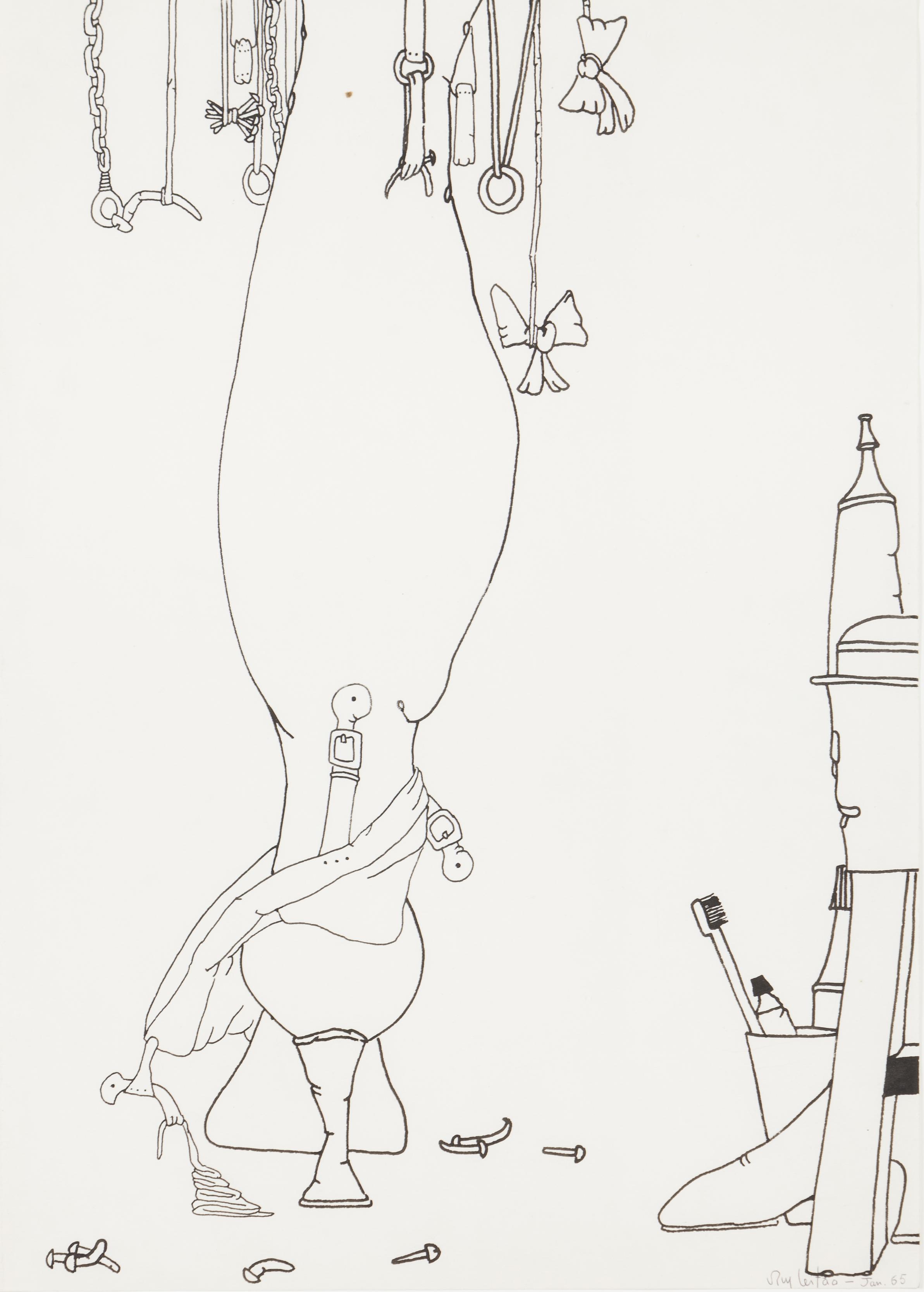 Ruy Leitao - Untitled-1965