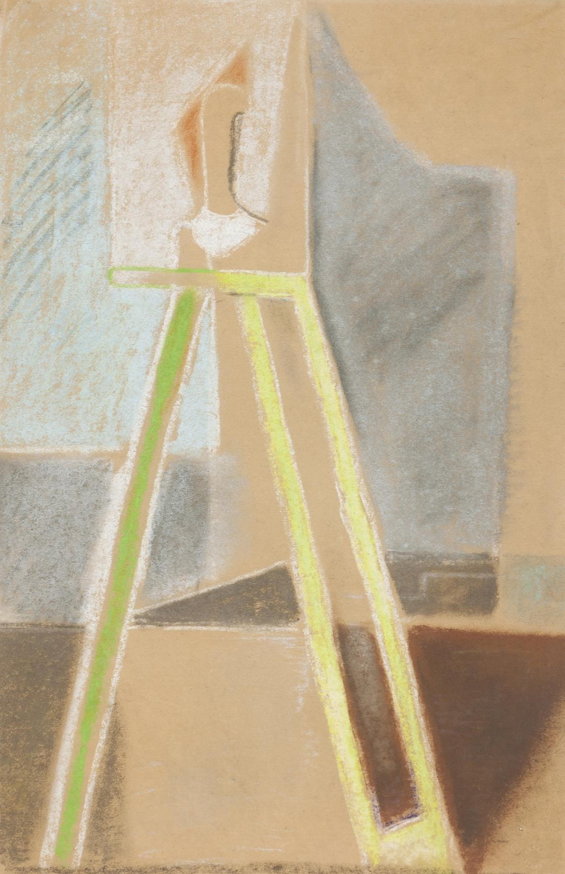 Arpad Szenes-Untitled-1993