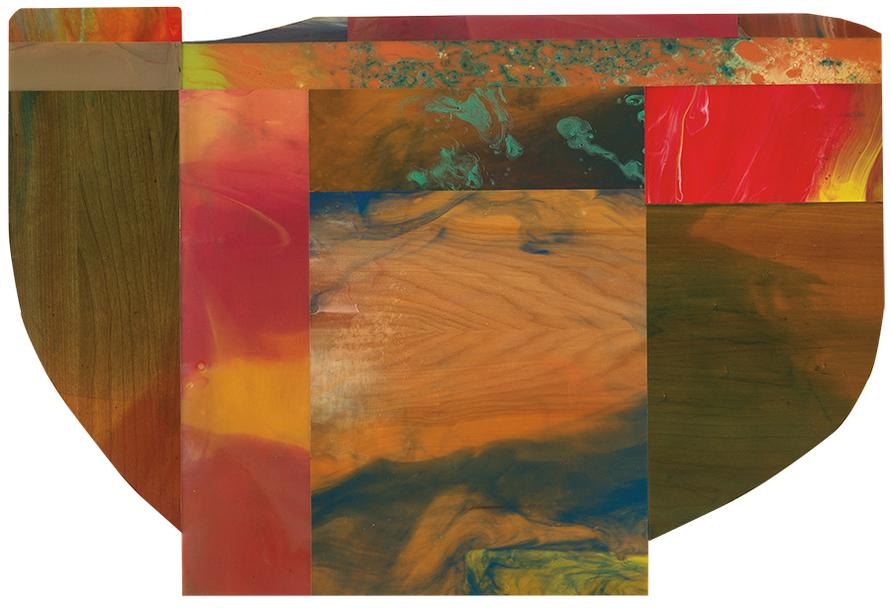 Sam Gilliam-Echo I-1995