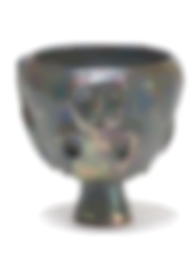Beatrice Wood-Large Chalice-1990