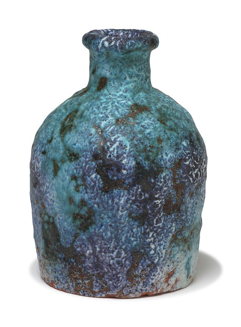 Beatrice Wood-Bottle Vase-1980