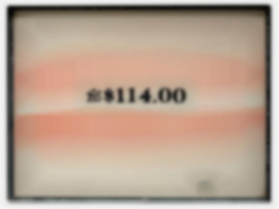 Ed Kienholz - For $114.00-1969
