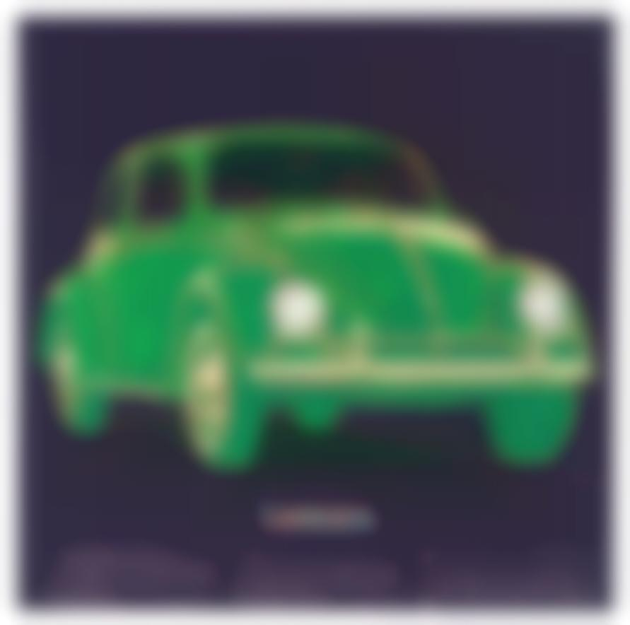 Andy Warhol-Volkswagen (From Ads)-1985