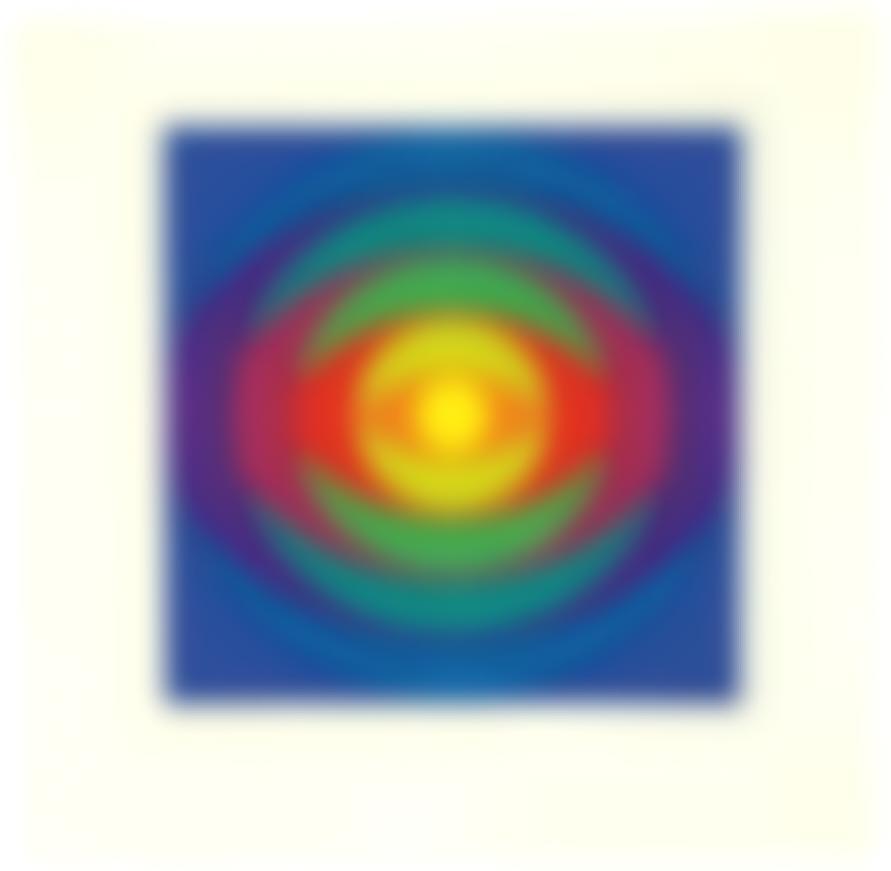 Herbert Bayer-Yellow (Chromatic) Center-1970