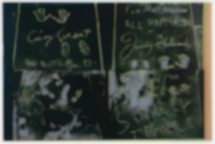 Andy Warhol-Sidewalk-1983